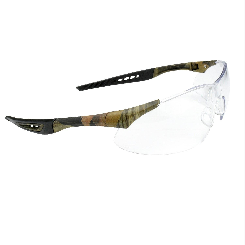 9a22c50e8349 Radians Rock Anti-Fog Shooting Glasses Camo-Clear   Universal Spartan