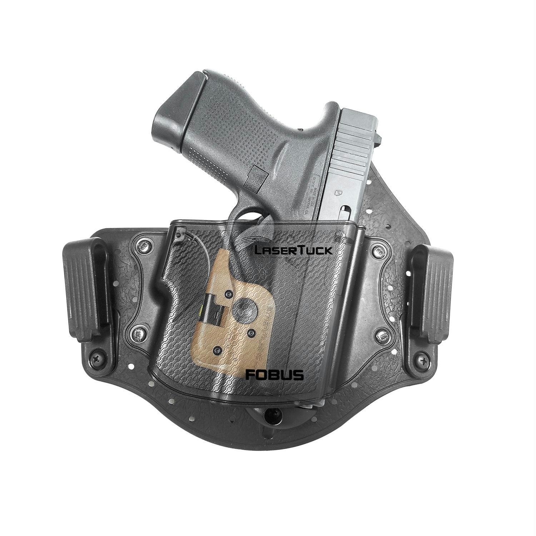 Fobus LaserTuck IWB Holster-Glock-Beretta-Ruger-Sig-Sprgfld