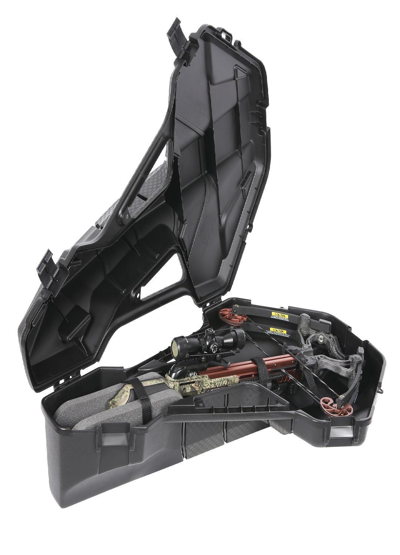 Plano Spire Compact Crossbow Case Black Universal Spartan